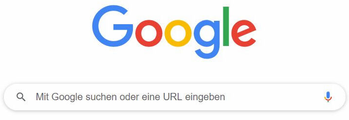 Google Suche - Google SEO Ulm
