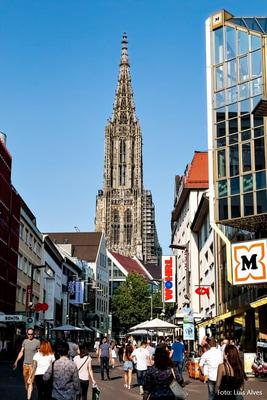 Ulmer Münster - Suchhafen SEO Agentur Ulm